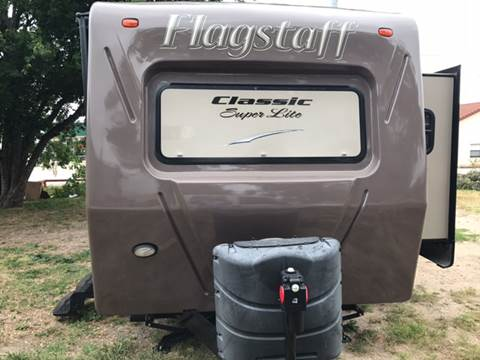 2014 Flagstaff Classic superlite 831flss