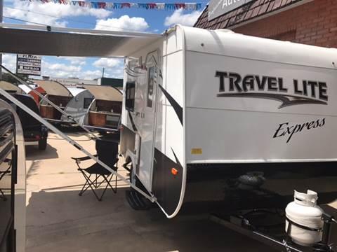 2018 Travel Lite Express E14