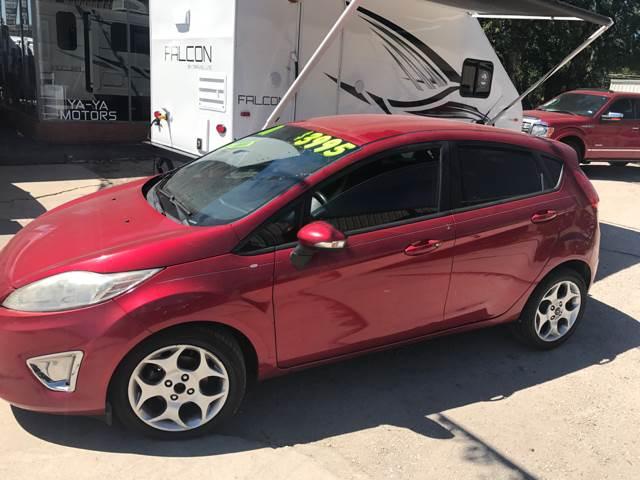 2011 Ford Fiesta SES 4dr Hatchback - Burnet TX