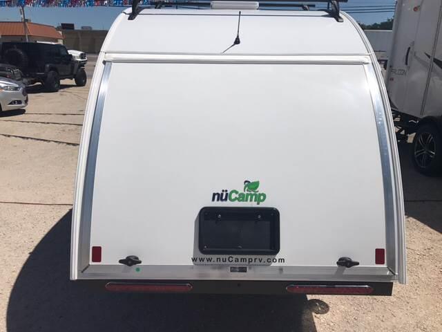 2018 NuCamp T@G Outback - Burnet TX