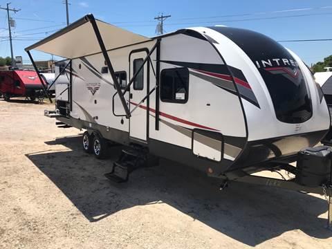 2020 Riverside RV INTREPID 280 QB for sale in Burnet, TX