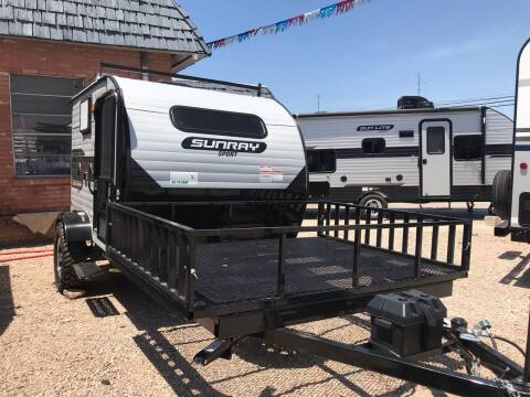 2021 SUNSET PARK 109E for sale at ROGERS RV in Burnet TX
