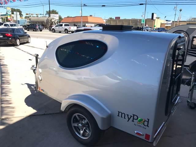 2017 Little Guy Mypod Max - Burnet TX