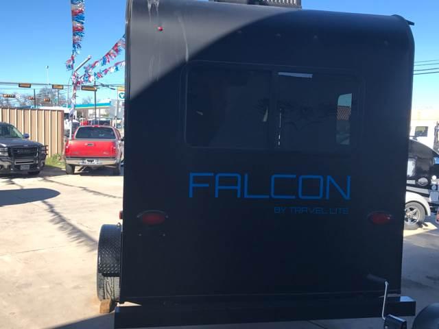 2018 Travellite Falcon eclipse F20  - Burnet TX