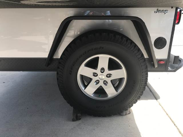 2015 Livin Lite Jeep EXTREME TRAIL EDITION  - Burnet TX