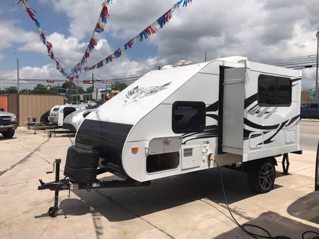 2018 Travellite  Falcon f21  - Burnet TX