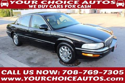 2000 Buick Park Avenue for sale in Posen, IL