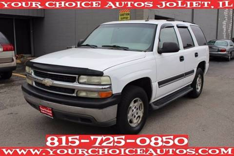 2005 Chevrolet Tahoe for sale in Joliet, IL
