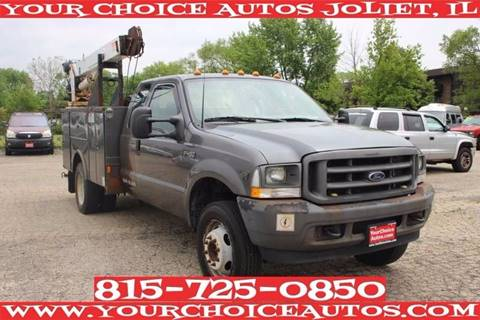 2002 Ford F-450 Super Duty