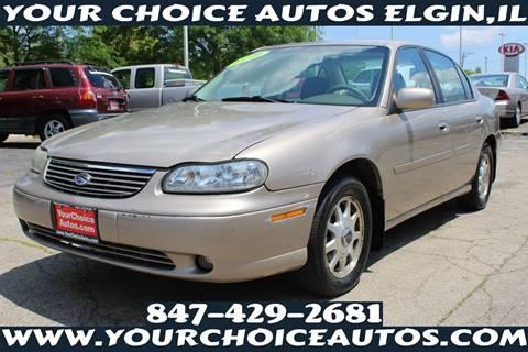 1999 Chevrolet Malibu for sale in Elgin, IL