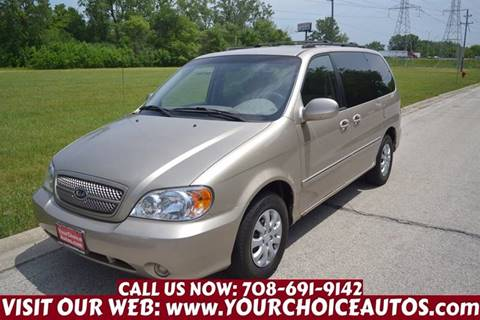 2005 Kia Sedona for sale in Crestwood, IL