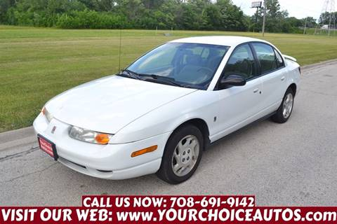 2002 Saturn S-Series for sale in Crestwood, IL