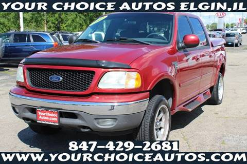 2002 Ford F-150 for sale in Elgin, IL