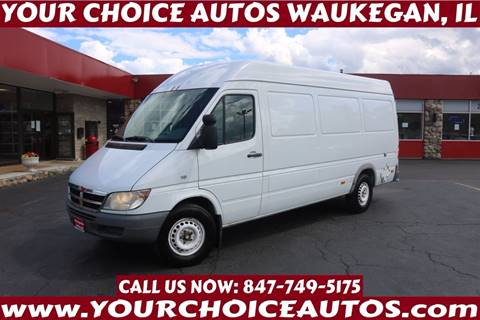2005 Dodge Sprinter Cargo for sale in Waukegan, IL
