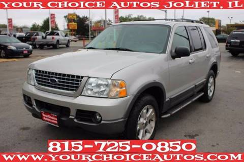 2003 Ford Explorer for sale in Joliet, IL