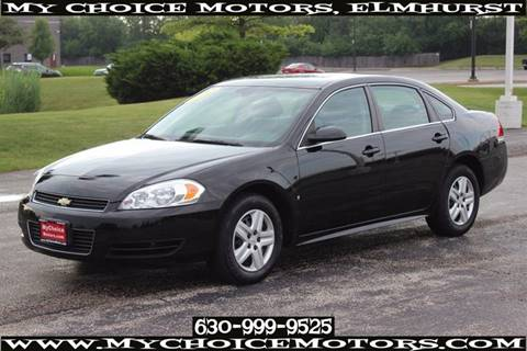 2010 Chevrolet Impala for sale in Elmhurst, IL