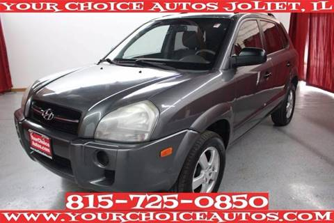 2007 Hyundai Tucson for sale in Joliet, IL