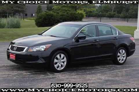 2008 Honda Accord for sale in Elmhurst, IL