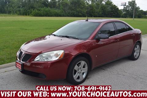 2008 Pontiac G6 for sale in Crestwood, IL