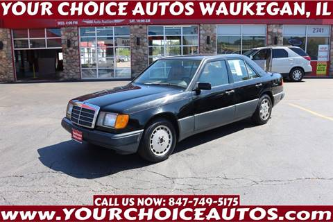 1991 Mercedes-Benz 300-Class for sale in Waukegan, IL