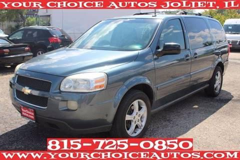 2005 Chevrolet Uplander for sale in Joliet, IL