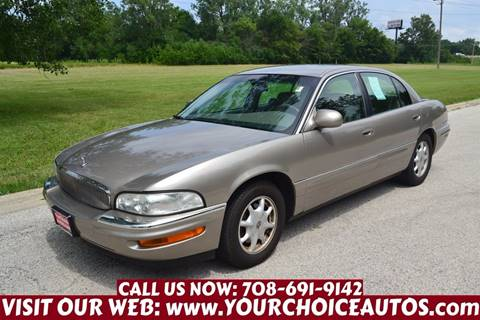 2003 Buick Park Avenue for sale in Crestwood, IL