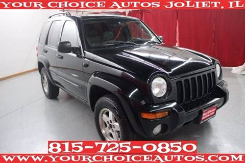 2003 Jeep Liberty for sale in Joliet, IL