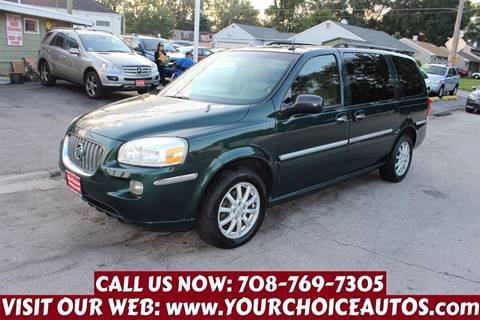 2005 Buick Terraza for sale in Posen, IL