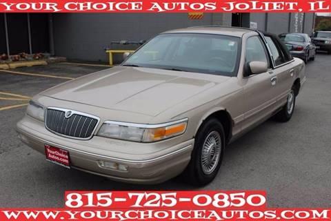 1997 Mercury Grand Marquis for sale in Joliet, IL