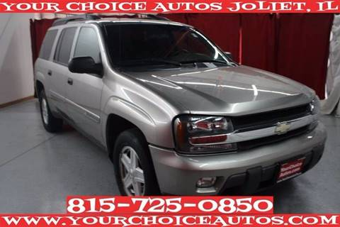 2003 Chevrolet TrailBlazer for sale in Joliet, IL