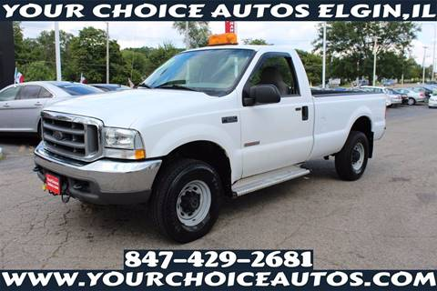2004 Ford F-250 Super Duty for sale in Elgin, IL
