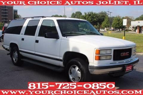 1998 GMC Suburban for sale in Joliet, IL