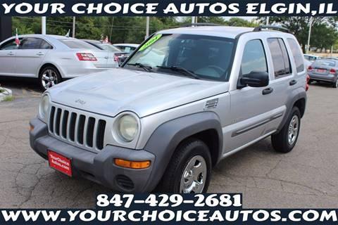 2004 Jeep Liberty for sale in Elgin, IL