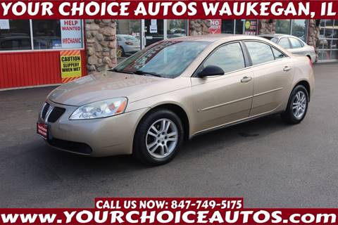 2007 Pontiac G6 for sale in Waukegan, IL
