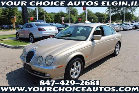 2001 Jaguar S-Type for sale in Elgin, IL