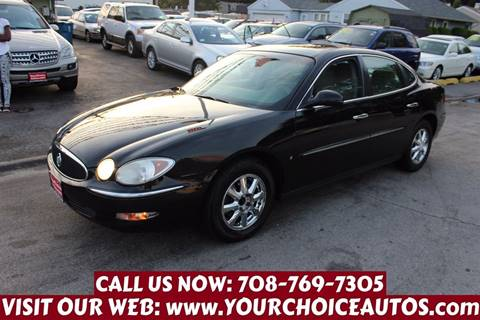 2007 Buick LaCrosse for sale in Posen, IL