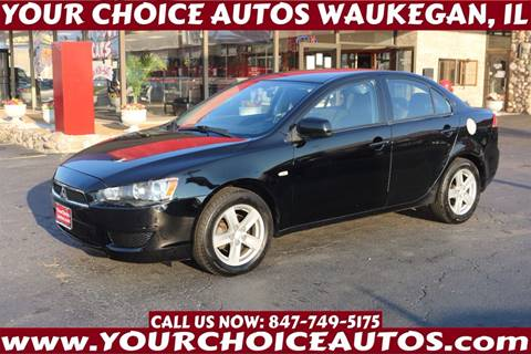 2008 Mitsubishi Lancer for sale in Waukegan, IL