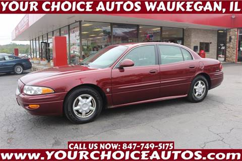 2001 Buick LeSabre for sale in Waukegan, IL