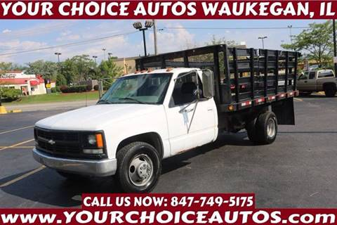 2000 Chevrolet C/K3500 LS for sale in Waukegan, IL