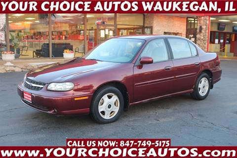 2001 Chevrolet Malibu for sale in Waukegan, IL