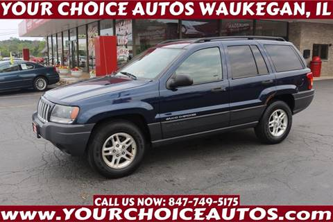 2004 Jeep Grand Cherokee for sale in Waukegan, IL