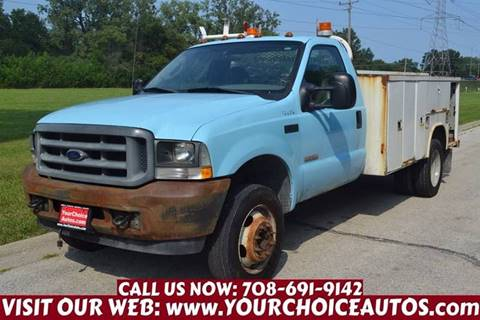 2004 Ford F-450 for sale in Crestwood, IL