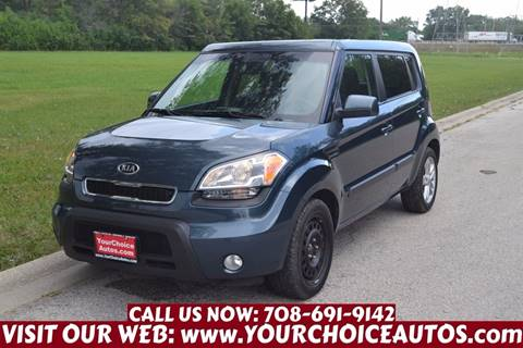 2011 Kia Soul for sale in Crestwood, IL