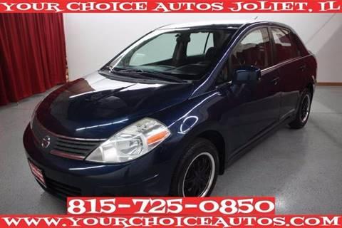 2008 Nissan Versa for sale in Joliet, IL