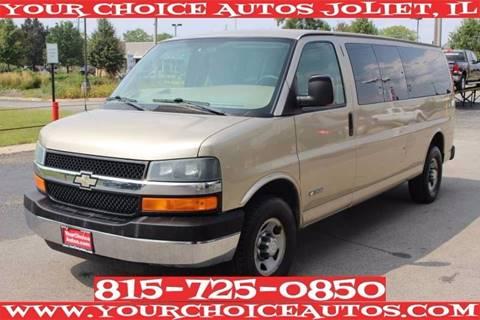 2006 Chevrolet Express Passenger for sale in Joliet, IL