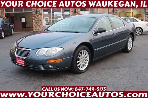 2002 Chrysler 300M for sale in Waukegan, IL