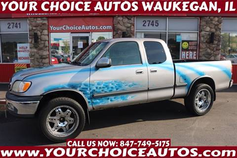 2000 Toyota Tundra for sale in Waukegan, IL