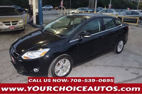 2012 Ford Focus for sale in Markham, IL