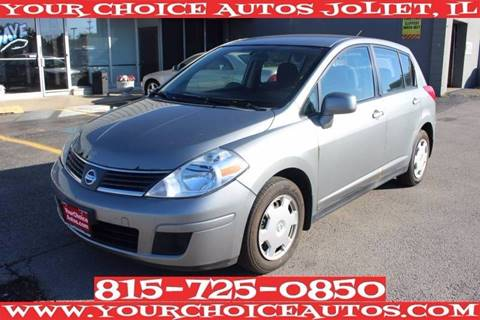 2007 Nissan Versa for sale in Joliet, IL