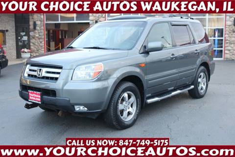 2007 Honda Pilot for sale in Waukegan, IL